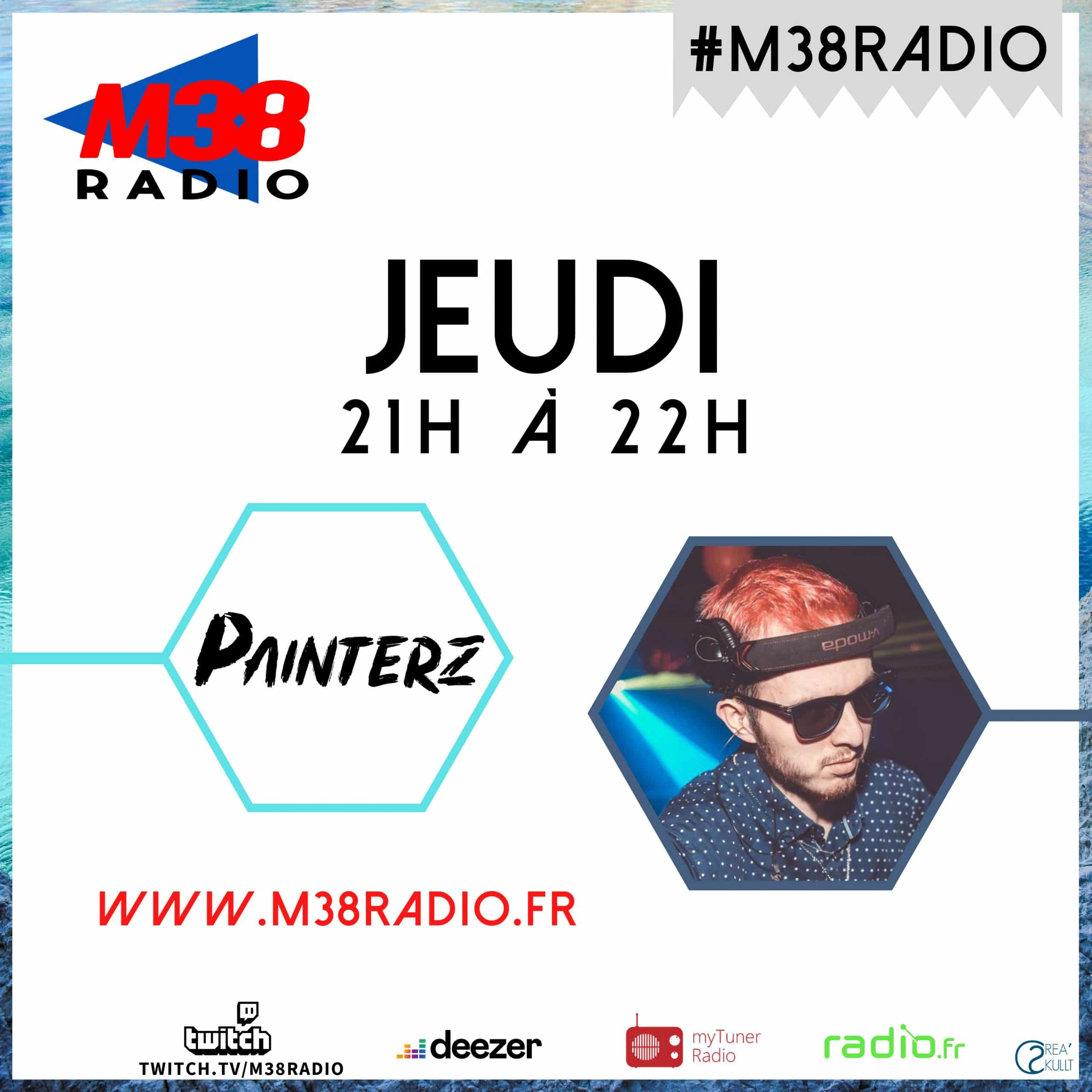 painterz sur m38 radio