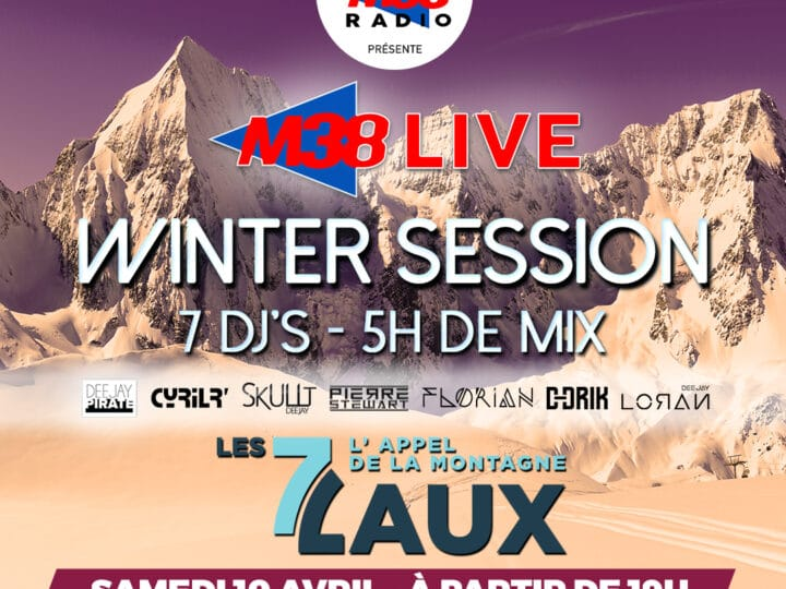 WINTER SESSION 2021 aux 7 LAUX